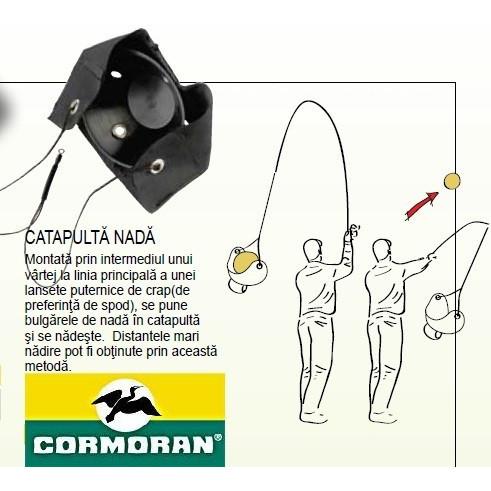 Catapulta pentru nadit Cormoran