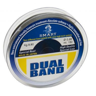 Fir monofilament Smart Dual Band 150m  Maver