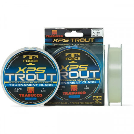 Poze Fir monofilament T-Force XPS Trout Competition 150m Trabucco