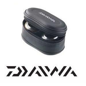 Husa pentru 2 tamburi L (9x17x9cm) Daiwa