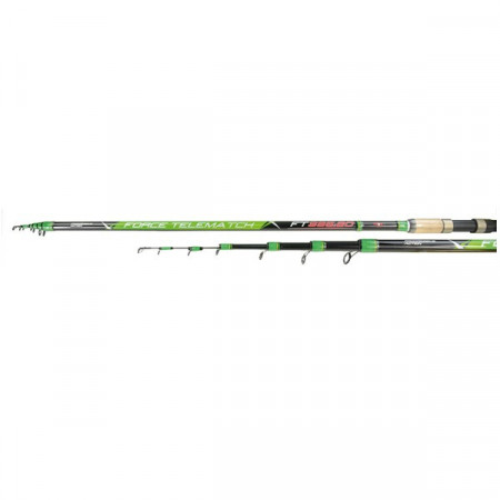 Poze Lanseta Force Telematch 3.95m/10-80g / Carp Zoom