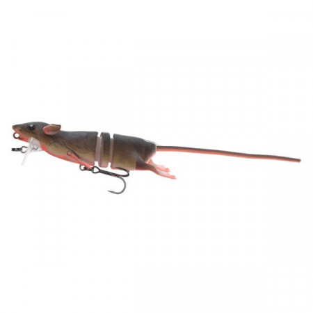Poze Naluca Topwater 3D Rad Bloody Red Belly 20cm/32g Savage Gear