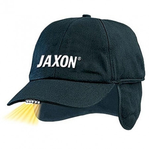 Sapca iarna cu leduri 02A Jaxon