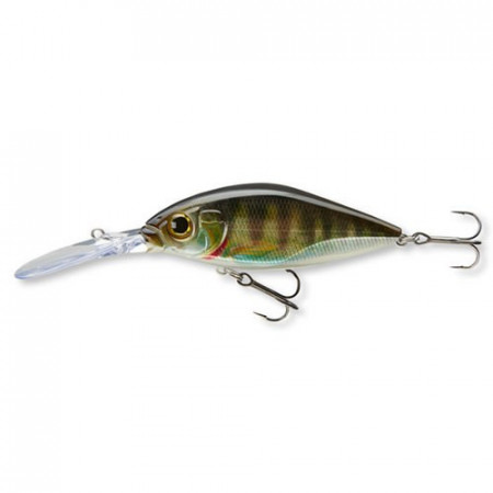 Poze Vobler Belly Diver N Natural Perch 7,2cm / 15g Team Cormoran