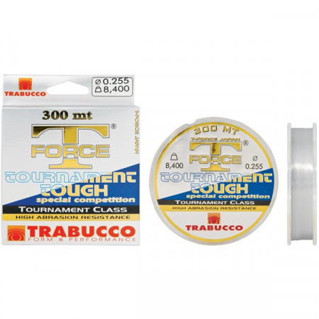 Poze Fir monofilament T Force Tournament Tough 500m Trabucco