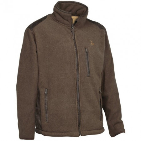 Poze Hanorac fleece Presly maro Verney-Carron