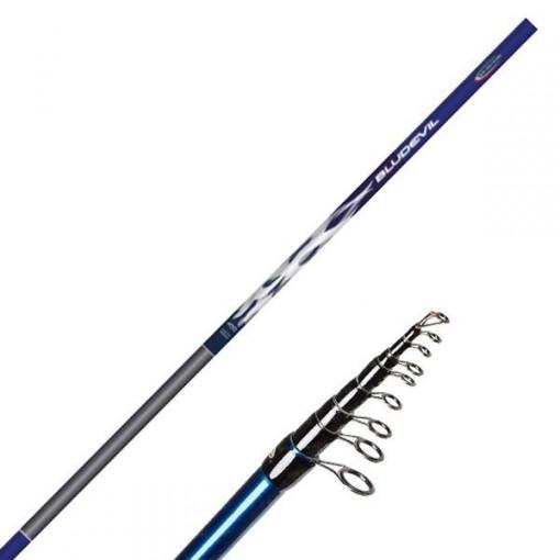 Lanseta Blue Devil Casting Telematch 4.50m, 60g Maver