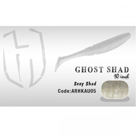 Poze Shad Ghost 10cm Sexy Shad Herakles