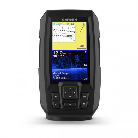 Sonar GPS Striker Plus 4CV Garmin