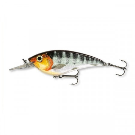 Poze Vobler Fringo N Blood Head Pearch 11cm/40g Cormoran