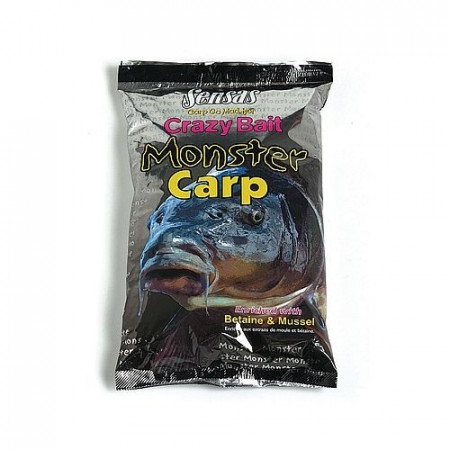 Poze NADA CRAZY BAIT MONSTER CARP 1KG