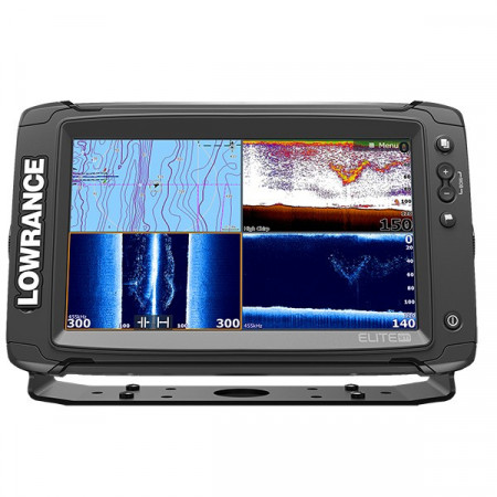 Poze Sonar Lowrance Elite-9 Ti Total Scan Chirp + Structure Scan + Chartplotter