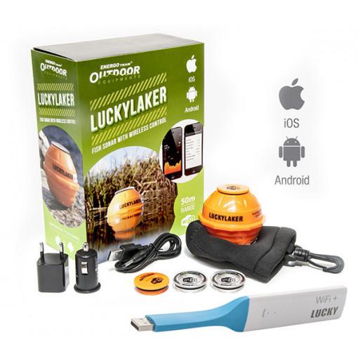 Sonar Wireless Energo Team Lucky Laker