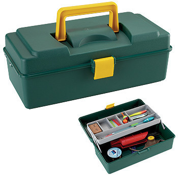 Valigheta cu un sertar 2X16X12cm Plastico Panaro