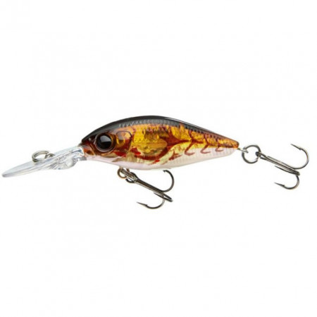 Poze Vobler Belly Diver Mini Brown 3.8cm / 3g Cormoran