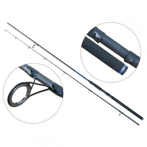 Lanseta Passion Power 3002 / 3.00m / 40-125g / 2 buc Baracuda
