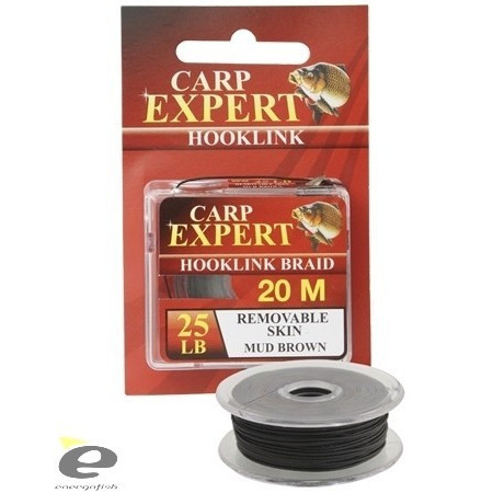 Poze Fir Carp Expert Removable Skin 20m, 25 lbs