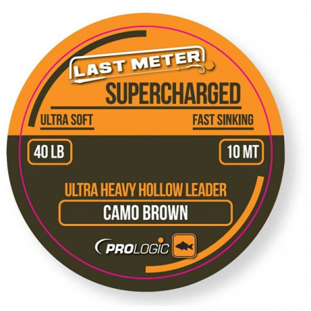 Poze Fir Supercharged Camo Brown 40lb/ 10m Prologic
