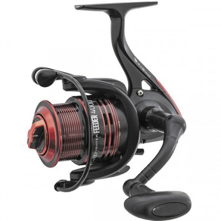 Poze Mulineta Black Fighter Feeder 3000 Energo Team