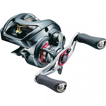 Poze Multiplicator Steez A TW 1016SHL 8rul/ 100m/ 0.33mm/ 7,1:1 Daiwa