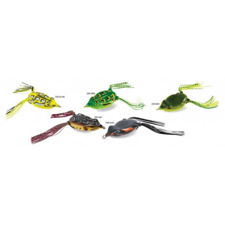 Poze Naluca Soft Dancer Frog Weed 6.5cm/16gr Rapture