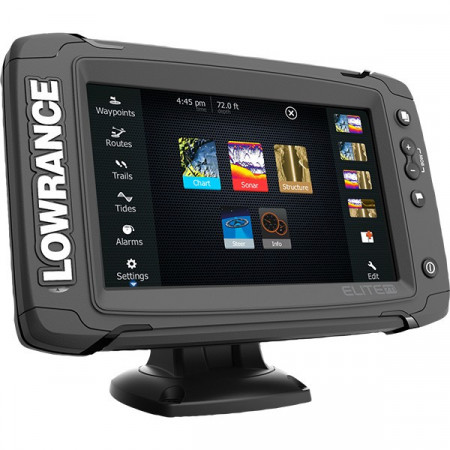 Poze Sonar Lowrance Elite-7 Ti Chirp + Structure Scan + Chartplotter