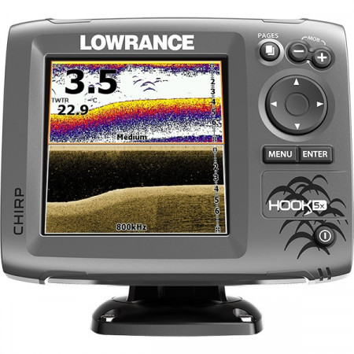 Sonar Lowrance Hook-5x Chirp DSI