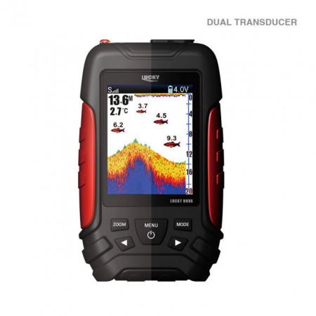 Sonar wireless multifunctional Lucky, color