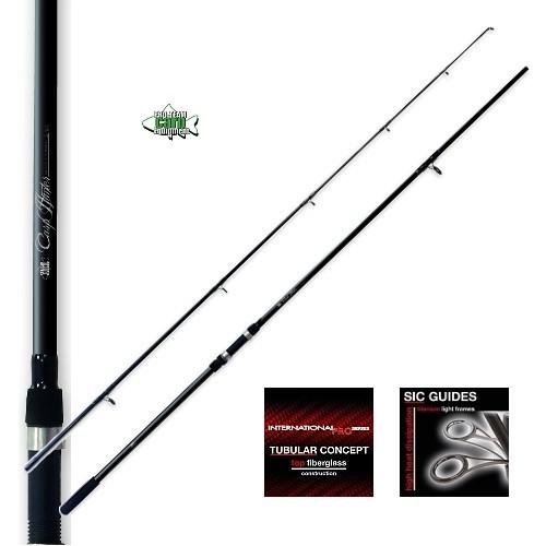 Lanseta Lineaeffe Carp Hunter 2buc, 3.60m, 3lbs