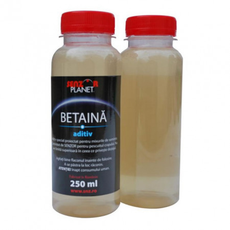 Poze Aditiv Betaina 250ml Senzor Planet