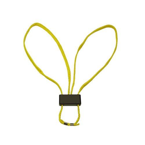 Catuse galbene textile de unica folosinta 5buc ESP