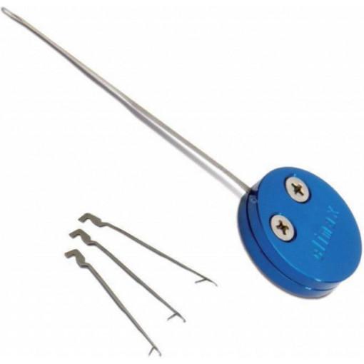 Croseta Climax Splicing Needle, 3 varfuri rezerva
