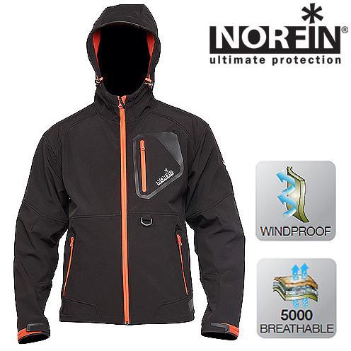 Geaca Norfin Dynamic Softshell