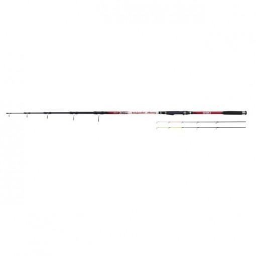 Lanseta Telefeeder Heavy 5+2 Tronsoane / 3.90m / Heavy Carp Expert