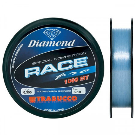 Fir Monofilament Diamond Race Pro 1000m Trabucco