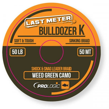Poze Fir Bulldozer F KS Green Camo 50lb/ 50m Prologic