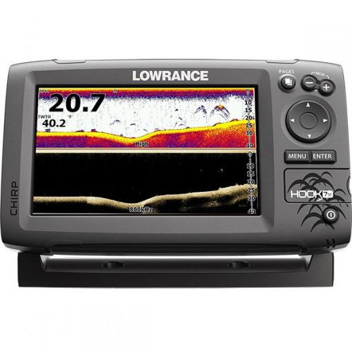 Sonar Lowrance Hook-7x Chirp DSI