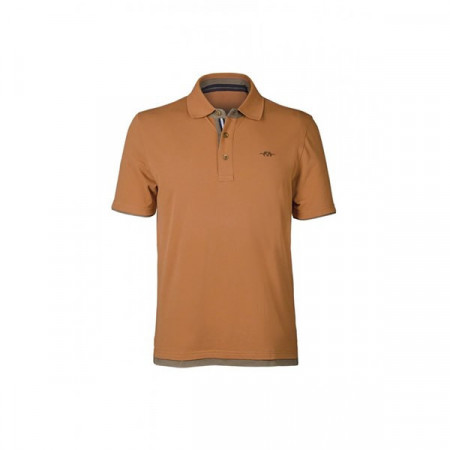 Poze Tricou Polo Till Dark Orange Blaser