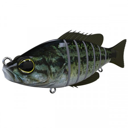 Poze Vobler Swimbait Seven Section Real Bass 13cm Biwaa
