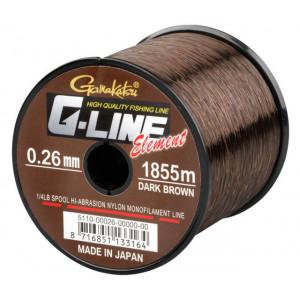 Fir Gamakatsu G-Line Element Dark Brown