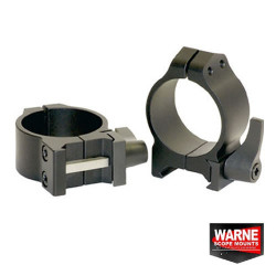 Set ring quick weaver 30mm Obiectiv 36-42mm Warne