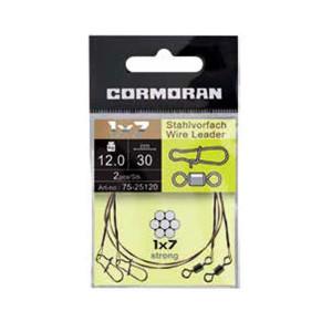 Struna 1x7/ 20cm / 12kg / 2buc/plic Cormoran