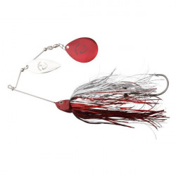 Spinnerbait Da Bush Red Silver Flash nr.3 / 32g Savage Gear