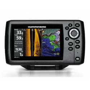 Sonar Humminbird Helix 5 Chirp SI GPS G2 Dual Beam
