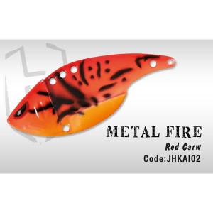 Cicada  Metal Fire 5.2CM 12GR Red Craw Herakles