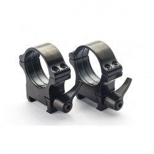 Set inele prindere luneta Ring Quick Weaver 30mm Medie Rusan Mikron