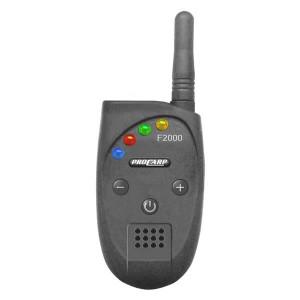 Trusa 3 avertizoare electronice + reciver F2000 Cormoran