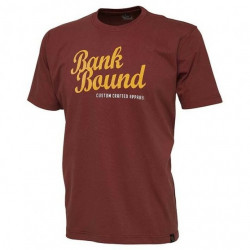 Tricou bumbac Bank Bound Custom Prologic