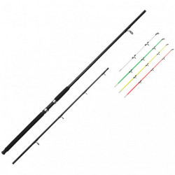 Lanseta Ron Thompson Refined Sea Quiver 2.70m, 40-200g, 2 + 4 tronsoane