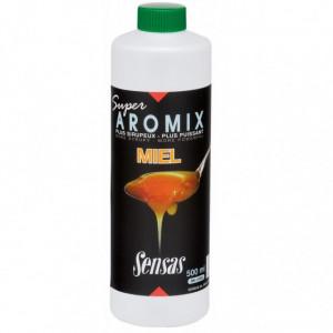 Aditiv Lichid Concentrat Aromix miere (500ml) Sensas